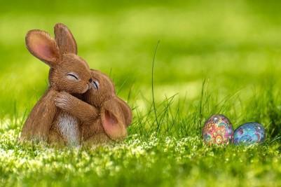 Páscoa: um coelho me contou