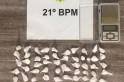 Policia encontra balança de precisão e 50 buchas de cocaína em Renascença