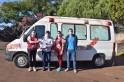 Associação Protetora dos Animais recebe ambulância em São Lourenço do Oeste