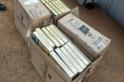 Carreta com 2 mil carteiras de cigarros é abordada na SC 161 em Palma Sola