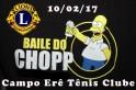 Lions Clube de Campo Erê reedita baile do chopp em Campo Erê.