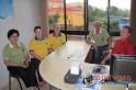 Integrantes do Clube Internacional estiveram visitando o site campoere.com