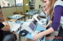 Técnicos fazem a lacração das urnas. Foto: www.campoere.com