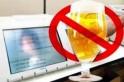 Venda de bebidas alcoolicas proibidas