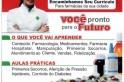 Curso especial para atendente e caixa de farmácia para Campo Erê e região
