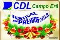Festival de prêmios 2018 da CDL de Campo Erê