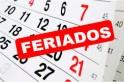 Confira os feriados e pontos facultativos de 2018
