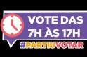 Onde votar – Saltinho, São Bernardino e Palma Sola