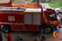 Empresa faz entrega técnica do novo caminhão para corpo de bombeiros