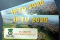 Carnes do IPTU de Campo Erê começam a ser distribuídos e podem ser impressos em casa
