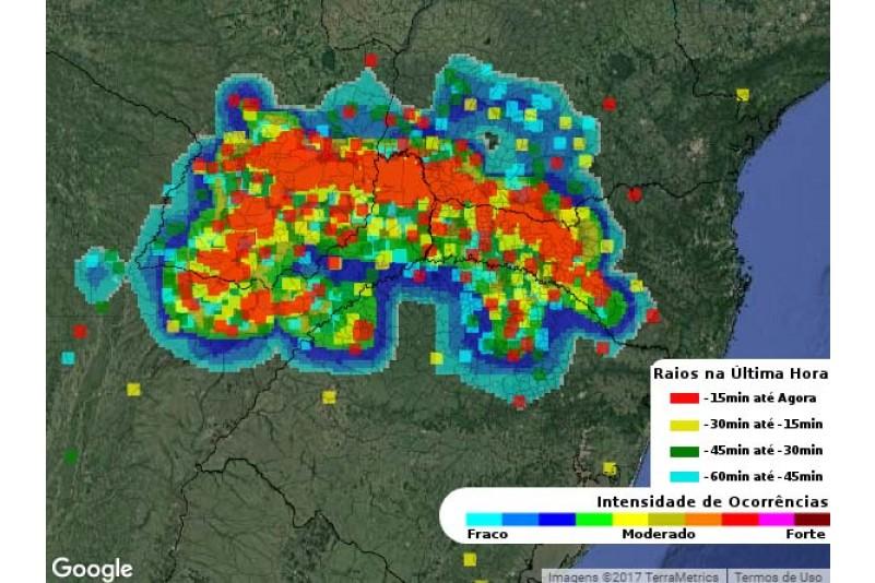 Mais de 19 mil unidades estão sem luz na regional da Celesc de São Miguel