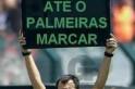 Até o Palmeiras marcar