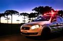 Comercio adere ao fechamento, policia não encontra dificuldade