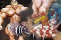 Anabolizantes podem causar agressividade, irritabilidade e outros efeitos colaterais psicológicos