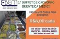 1° Buffet de Cachorro-Quente da escola Médici