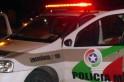 Polícia termina com festinha e dois são acusados de perturbação