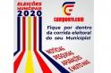 Eleitos da 69ª ZE da Comarca de Campo Erê recebem diplomas on line