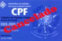 Contas bancarias com CPF irregular são enceradas.